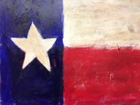 Texas flag office